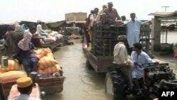 Žrtve poplava u Pakistanu