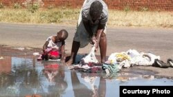 Water woes in Zimbabwe