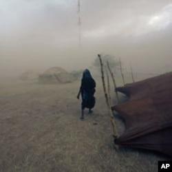 Irin hadirin yashin da canjin yanayi ke jawowa a kasashen Sahel irin su jamahuriyar Nijer