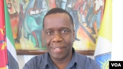 Daviz Simango lamenta morte de Afonso Dhlakama