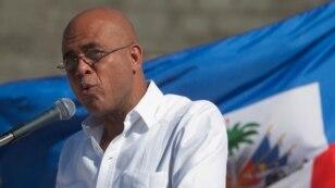 Michel Martelly mengakhiri masa jabatan 5 tahun sebagai Presiden Haiti Minggu 7/2 (foto: dok).