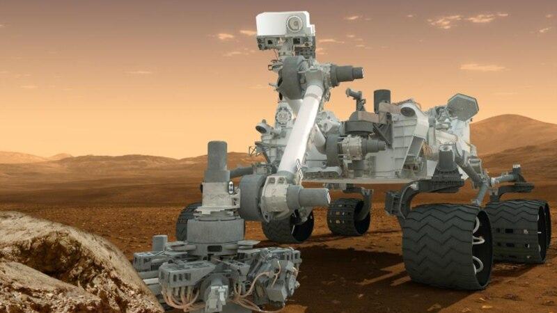 د امریکا ناسا ادارې ثابته کړه چې مریخ ته انسان تلای شي