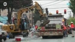 В Сиэтле полиция зачистила «автономную зону»