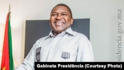 Filipe Nyusi, presidente de Moçambique manifestou-se preocupado com incidentes
