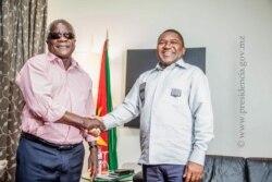Falta de confiança mina diálogo político em Moçambique