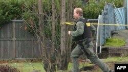 چهار مأمور پلیس در شمال غرب آمریکا به ضرب گلوله کشته شدند