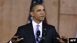 Obama: Terrorist yetakchilar qayerda bo'lmasin, nishonga olamiz