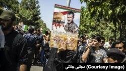 Người Afghanistan chiến đấu cho chế độ của tổng thống Syria Bashar al-Assad.