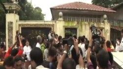 緬甸釋放被判監的中國伐木工人
