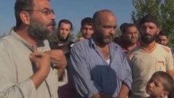 با مخالفان در استان حلب