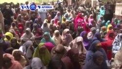 VOA60 Afirka: Gwamnati Ta Ce Boko Haram Ta Maido Da Dalibai 101 Daga 110 da Suka Sace A Garin Dapchi