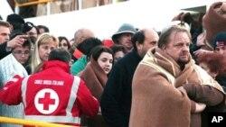 Ο καπετάνιος του Κόστα Κονκόρντια αγνόησε εντολή επιστροφής στο βυθιζόμενο πλοίο