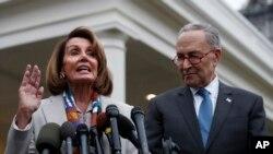 Se espera que Nancy Pelosi sea elegida como presidenta de la Cámara de Representantes por segunda vez.