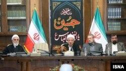 جای خالی حسن روحانی در جلسه هفتم آذر مجمع تشخیص مصلحت نظام