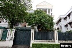 Nhà của cựu quan chức Việt Nam Trịnh Xuân Thanh rất rộng rãi, sang trọng