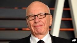 Rupert Murdoch, ông trùm truyền thông thế giới.