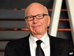 روپرت مرداک، بنیانگذار «فاکس نیوز»، مدیر موسسه «فاکس قرن بیست و یکم»