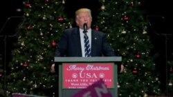 SAD: Prvi veliki test za Donalda Trumpa