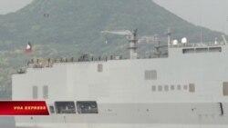 Anh, Mỹ, Nhật, Pháp sắp diễn tập chung ở Biển Đông