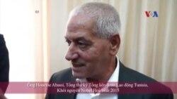Bộ tứ Đối thoại Quốc gia ở Tunisia đoạt giải Nobel hòa bình