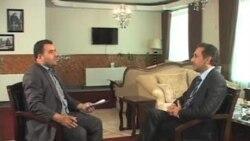 د اشنا تلویزیون سره د احمد ضیا مسعود ځانگړې مرکه