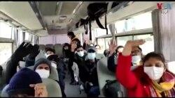 ووہان میں پھنسے پاکستانی طلبہ کی وطن واپسی کی اپیلیں