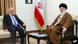 صدر اعظم عراق در حالی به تهران رفته که امریکا بر ریاض و بغداد فشار وارد میکند تا در برابر پرخاشگری ایران، جبهۀ متحدی را شکل دهند