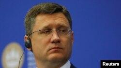 Rusiyanın enerji naziri Aleksandr Novak