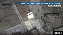 طیاره های قوای هوایی افغانستان در میدان ترمز