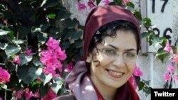 بهاره هدایت فعال دانشجویی سابق و فعال حقوق زنان