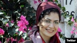 Bahareh hedayat بهاره هدایت فعال دانشجویی سابق