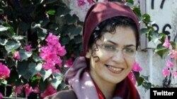 伊朗著名婦女和學生權益活動人士巴哈雷·赫達亞特