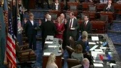 3-го січня розпочала роботу 116 сесія Конгресу США. Відео