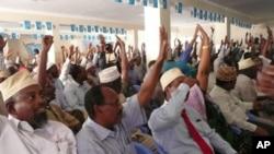 Wicitaanka: Afhayeenka Guddiga Doorashada DKMG ee Somalia
