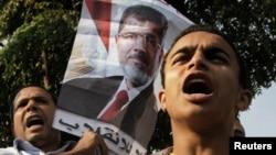 Прихильники усунутого від влади президента Єгипту Мухаммеда Мурсі