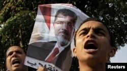 Misr prezidenti Muhammad Mursiy tarafdori