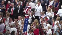 The Roll Call Vote at the RNC