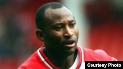 Former Warriors skipper Peter Ndlovu may be available for the legends match. (File Photo)
