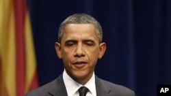 Obama oo ka Hadlay Rabshadaha Masar