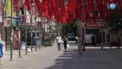 Ramazan Bayramı'nın İlk Gününde Sokaklar Boş