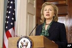 Secretária de Estado Hillary Clinton