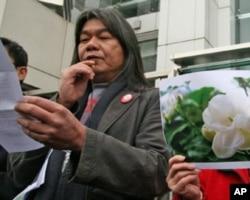 梁国雄称声援茉莉花运动每周示威活动可能会作调整