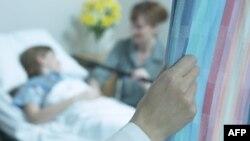 საქველმოქმედო აქცია ლეიკემიით დაავადებულ ბავშვთა დასახმარებლად