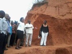 Desabamento de terras faz 4 mortos em Pemba