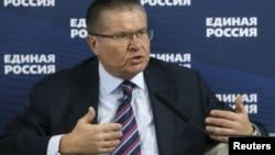 Министр экономики России Алексей Улюкаев (архивное фото)