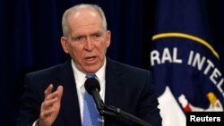 Giám đốc Cơ quan Tình báo Trung ương Hoa Kỳ (CIA) John Brennan.
