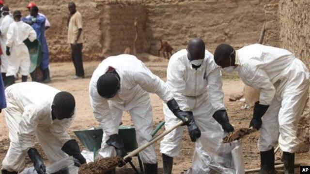Upaya pembersihan desa Bagega dari pencemaran timbal baru saja dimulai, meski dana yang dialokasikan Pemerintah Nigeria untuk proyek itu sudah dikeluarkan sembilan bulan sebelumnya (foto: dok).