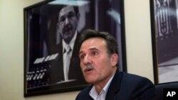 Gustavo Machín es subdirector de Asuntos de Estados Unidos en la cancillería cubana.