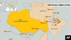 Tibetan Self-Immolations