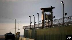 هم اکنون ۱۳۶ مظنون دهشت افگنی در گوانتانامو نگهداری می شود